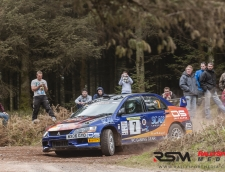 Somerset Rally 1 - Chris Huish