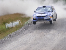 Tom Naughton Swansea Bay Rally 08